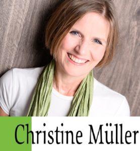 Grün ist Rettung Christine Müller